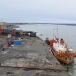 Охотский порт