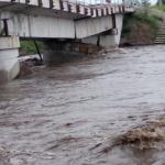 На забайкальской железной дороге из-за мощного циклона введен режим ЧС